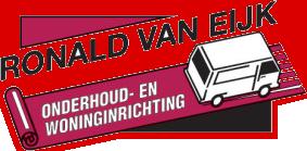 Ronald van Eijk onderhoud- en woninginrichting logo